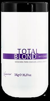 Máscara par cabelos lkoiros Total Blond
