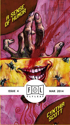 A Sense of Humor by Cynthia Scott Flyleaf Literary Journal Chicago Issue #4