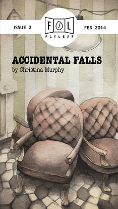 Accidental Falls by Christina Murphy Flyleaf Literary Journal Chicago Issue #2