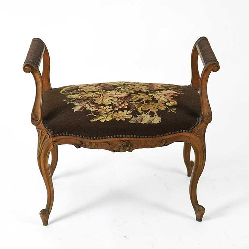 French Louis XV Window Bench