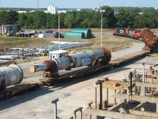 PSI Refinery Relocation