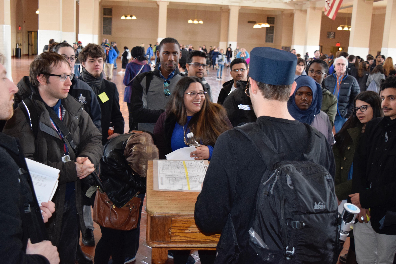 The Golden Door: Ellis Island Tour