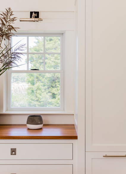 Teak and Holly Countertops