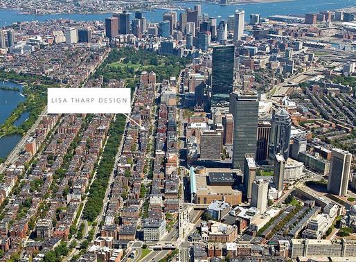 Hello Boston — Our New Studio Lands on Newbury Street