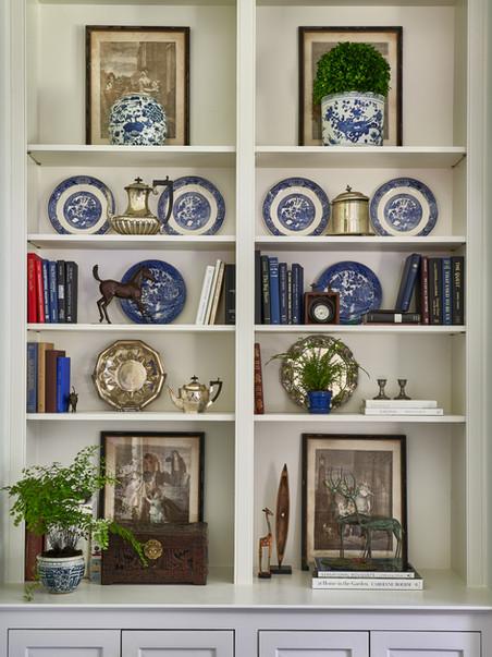 Morgan Lane Shelves