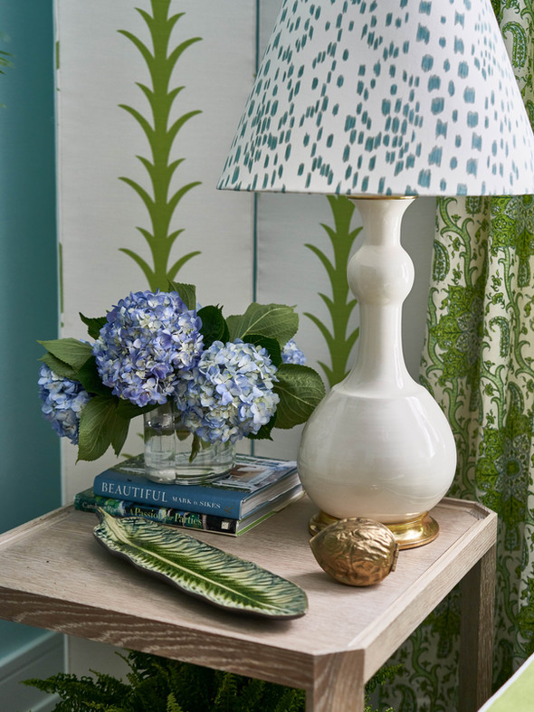 Hamptons Showhouse Side Table