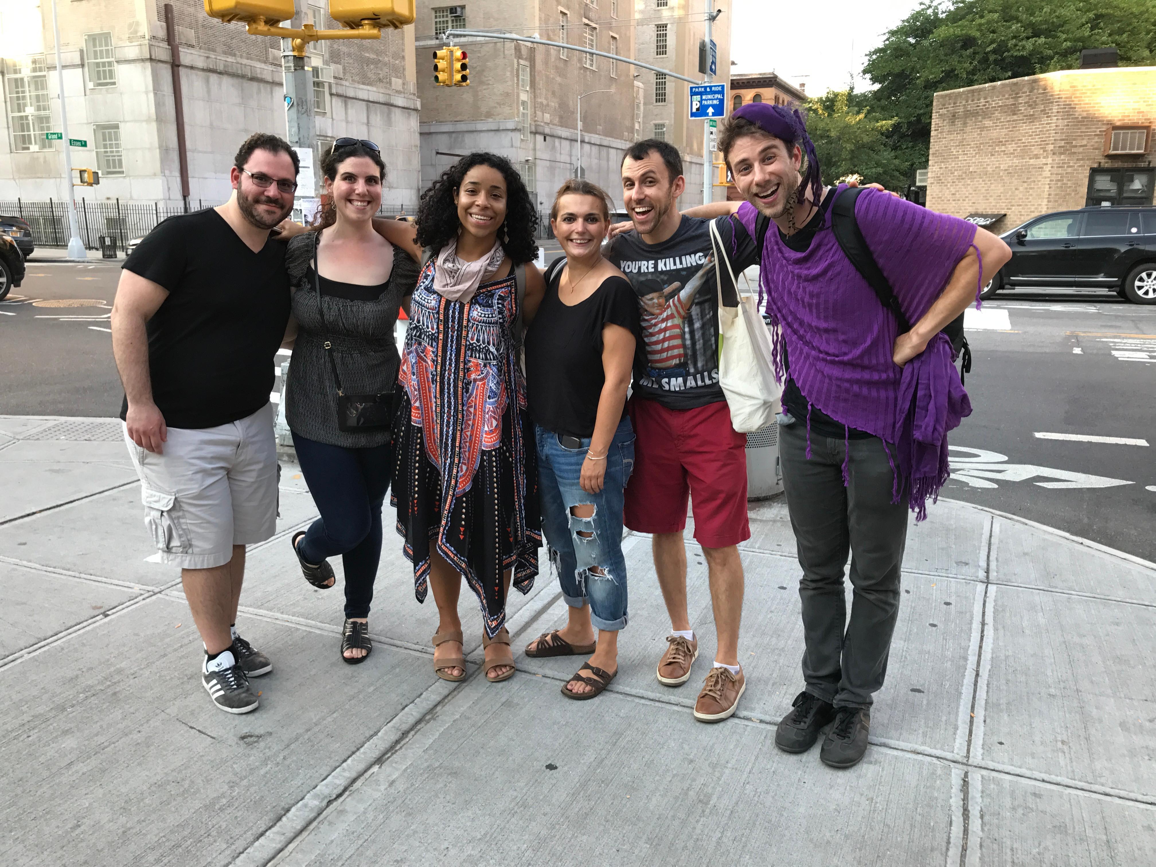 Performers & Pickles: Jewish New York