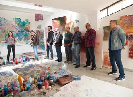Artist Talks & Studio Visits