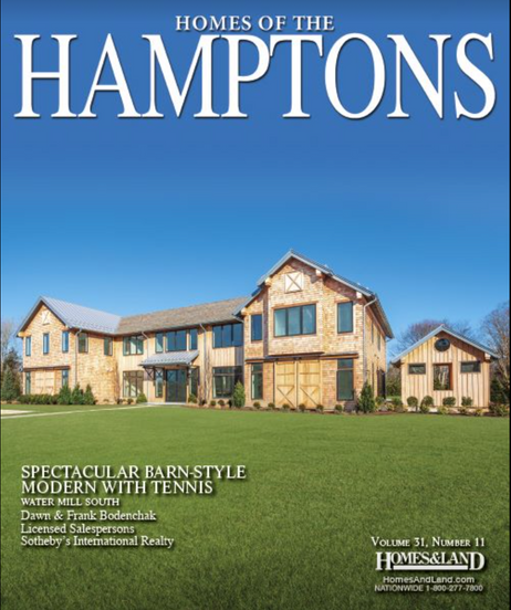 Homes of The Hamptons 2018