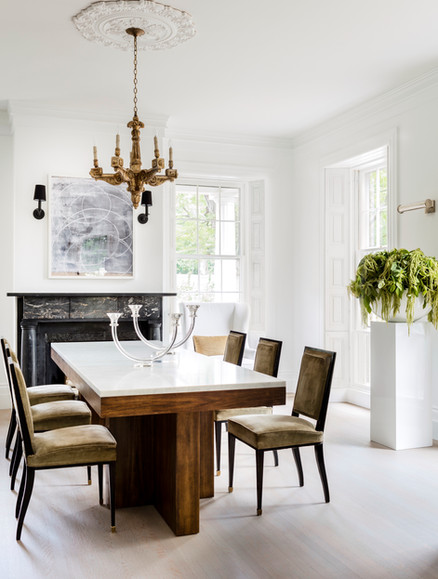 Dining Room - Long View