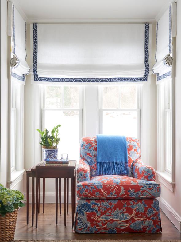 Locust Valley Cottage Reading Chair