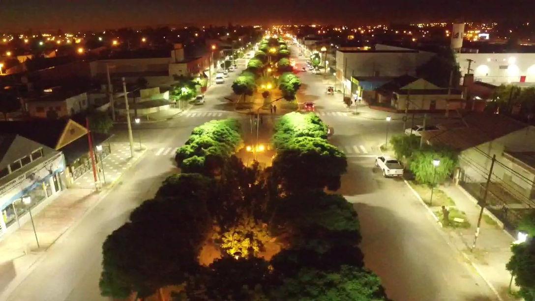 Iluminación Pcia Buenos Aires
