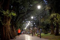 Áreas Verdes - Plaza MENDOZA