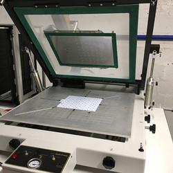 Fabricación de placa de led