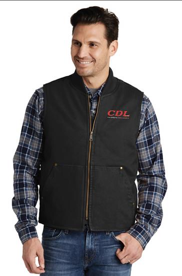 Duct Cloth Vest
