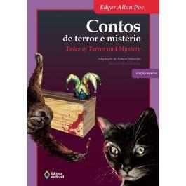 Especial de Dia das Bruxas... Resenha Contos de Terror e Mistério | Edgar Allan Poe.