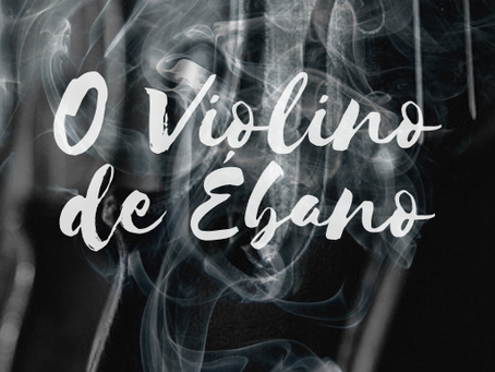 [Resenha] O violino de ébano | Nathalia Rondan