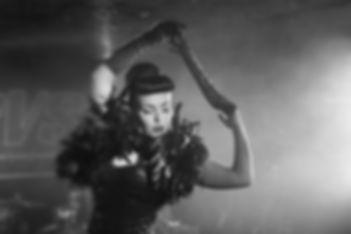 Burlesque Showgirl from Estonia