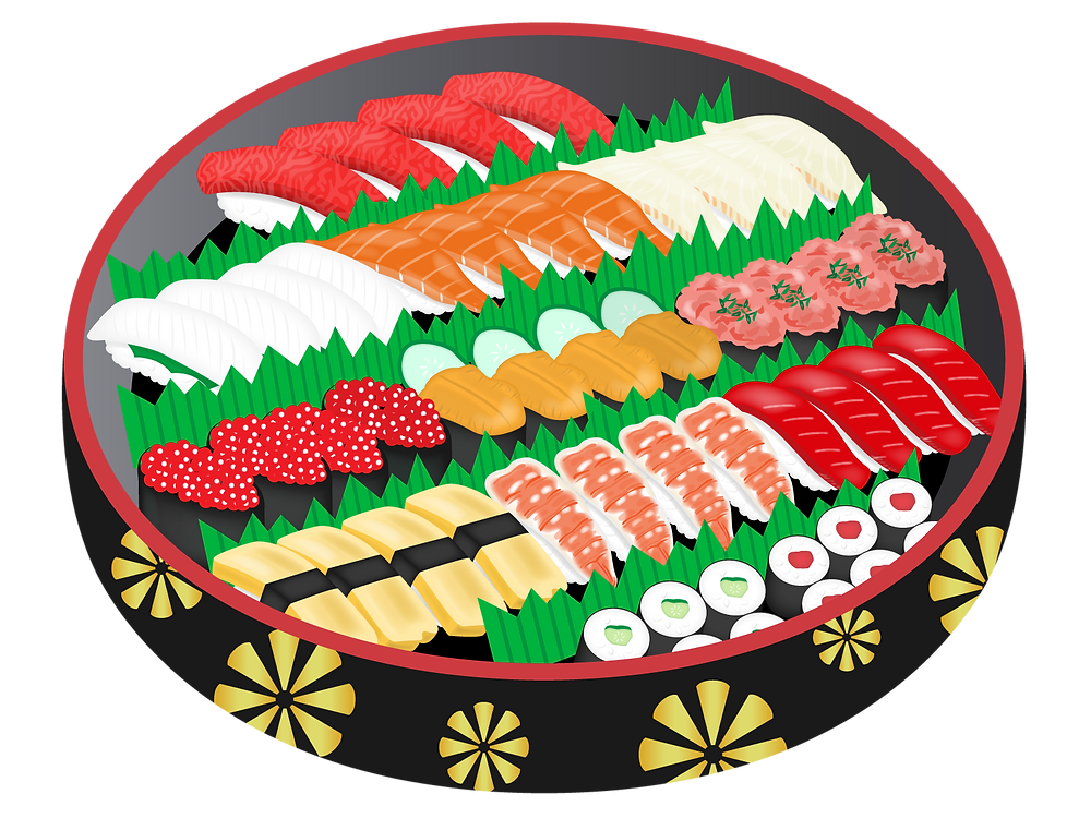 寿司はいいよね
