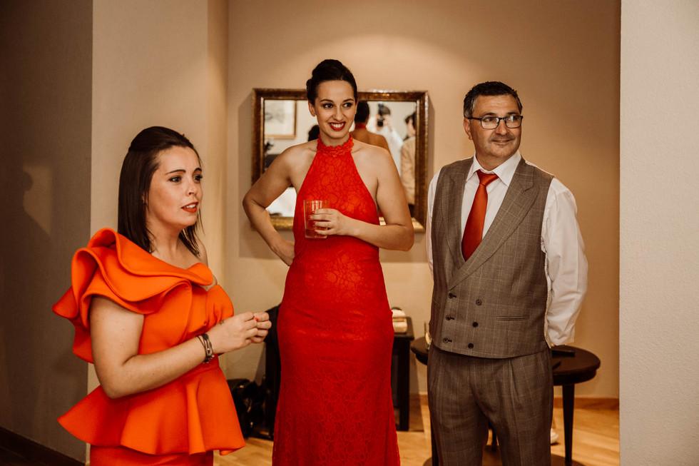 Boda Fanny & Anxo   Balneario de Mondariz