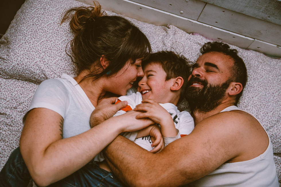 Sesión Familia Iris & Pablo, Verde Menta Photographers