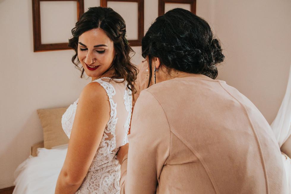 Boda Laura & Álvaro | Rectoral de Cobres
