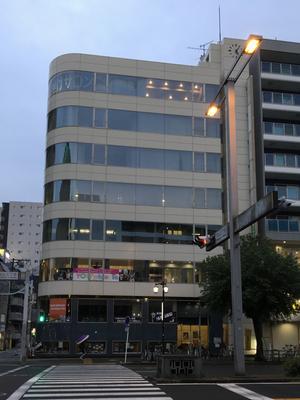 7階からの眺めはまた2階のYOU'phoriaからの眺めとは違ってました