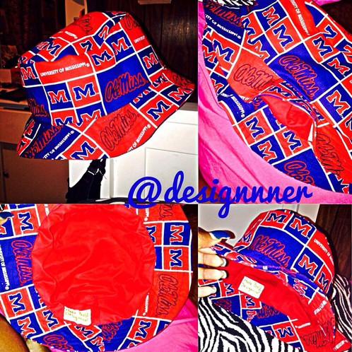 Ole Miss Bucket Hat fb1feddca9e