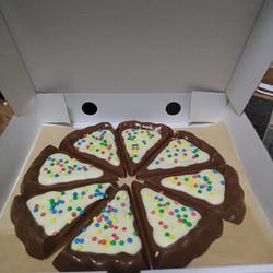 Chocolate Pizza