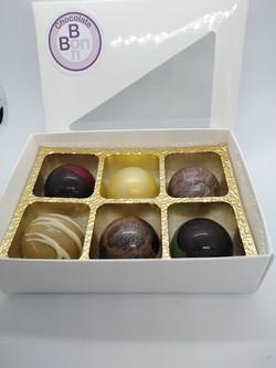 Box of 6 Bon Bon's