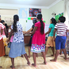 Dance Classes at the Centre
