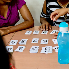 Learning to count in English