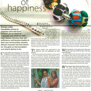 Beads of Happiness