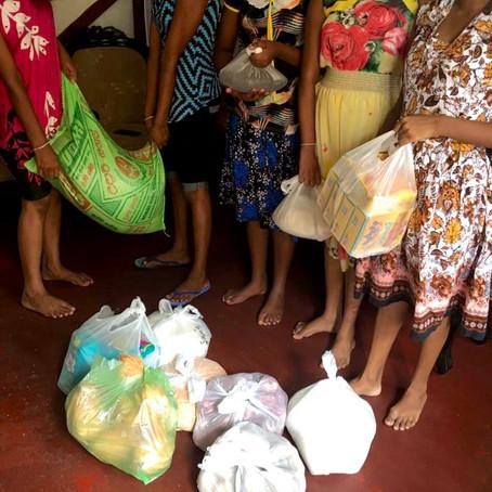 Emerge Lanka Foundation COVID-19 Relief Update
