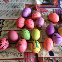 Easter Holiday Celebrations!