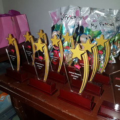 Awards from annual Reunion hosted for Shelter Alumni