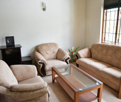 Lounging Area in Annex