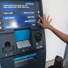 Learning to Withdraw Money at an ATM