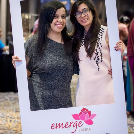 Thank You to Emerge Lanka's Former Country Manager, Mumtaz Faleel, and Introducing Our New Country M