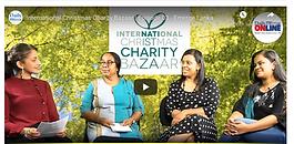 International Christmas Charity Bazaar | Emerge Lanka