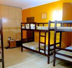 Saffron Dorm Room