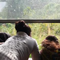 A Train Trip to Badulla