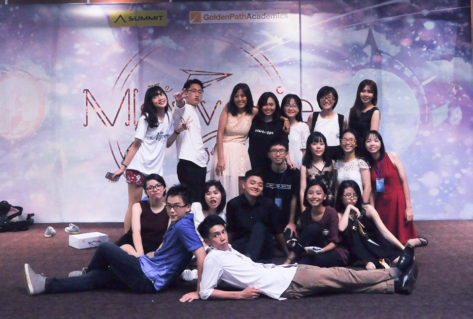 "Organizers of prom ""They Mayverie"" and CNN Idol 2015"