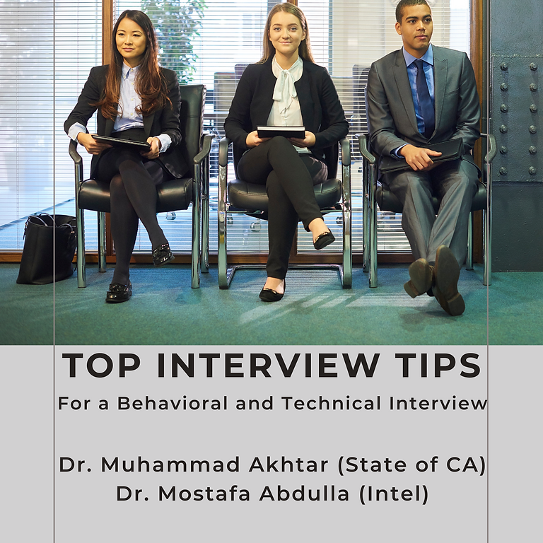 Interview Tips from Hiring Managers