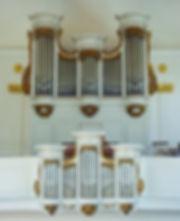 Orgel Schlosskirche Blieskastel