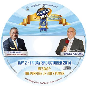 DAY 2 - KCEC 2014