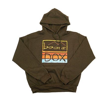 Boonedox Chocolate Sunset Hoodie