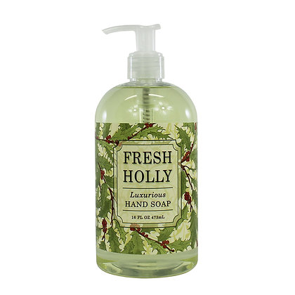Fresh Holly Hand Soap