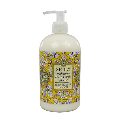 Sicily Shea Butter Lotion