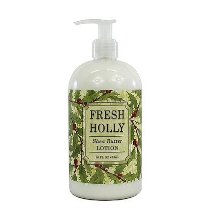 Fresh Holly Lotion